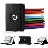 360 Rotary PU Leather Case for iPad Air