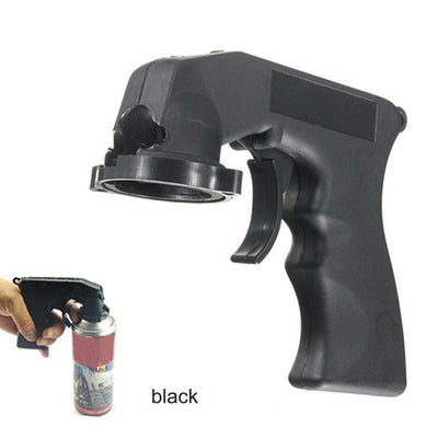 AEROSOL SPRAY CAN GUN
