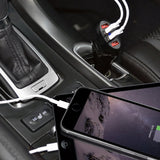 4-Port Rapid Car Charger