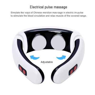 ELECTRIC PULSE NECK THERAPY