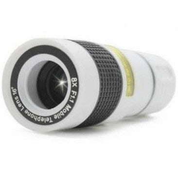 8X Zoom Lens for iPhone and Samsung Phones