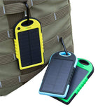 Bestselling Solar Phone Charger - Waterproof - Portable - 5000mAH