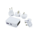 5V 2.1A 4 Ports Universal Wall USB Charger