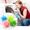 Reusable Laundry Fabric Softener Balls (4 Pcs)