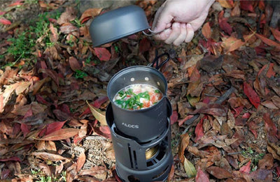 COMPACT SURVIVAL MEAL STOVE