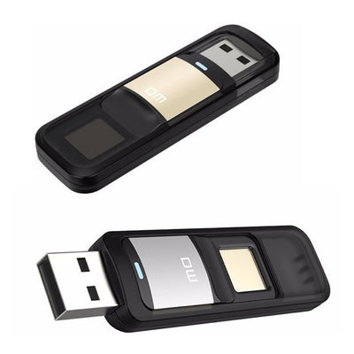 Finger Print Secured High Speed Flash Drive (32GB)
