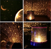 Star Master Galaxy Pattern Projector Lamp Starry Night Light
