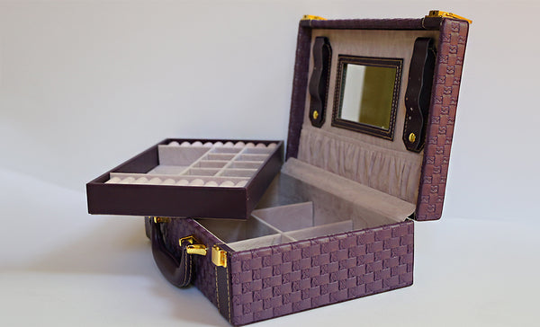Elegant Jewelry Organizer Box