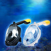 Full Face Snorkeling Mask Wide View Mask