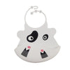 Animal Silicone Crumb Catcher Bib