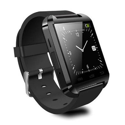 Bluetooth Silicone Smart Watch