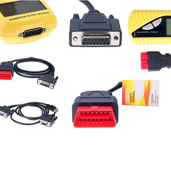 Car OBD2 Scanner/ Car Diagnostic Tool