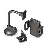Car Mount Kit with Air Vent Clip