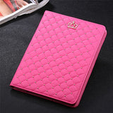 Crown Leather Case for iPad Air