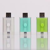 dual usb flash drive for iphone ipad