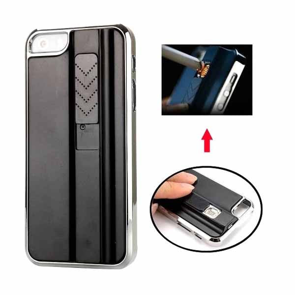 best service 4afb5 f7076 Electronic Cigarette Lighter Case iPhone 6 Plus