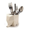 elephant cutlery holder drainer