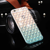 Full Star Diamond Case for iPhone 6/6s or 6 Plus/6s Plus
