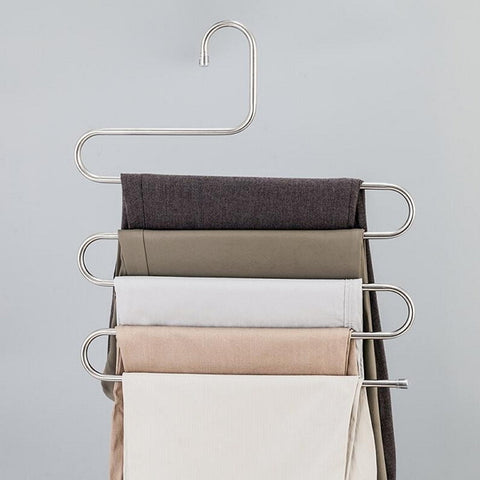 5 Tier Laundry Storage Hanger