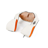 Human-Simulating Heat Back And Shoulder Kneading Massager (US only)