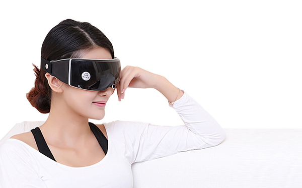 Magnetic Eye Massager For Relaxation And Headache Relief