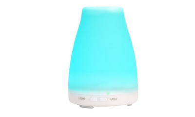 7 Color Change Dry Protect Ultrasonic Essential Oil Aroma Diffuser