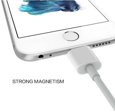 2.4A Magnetic USB Data Cable for iPhone