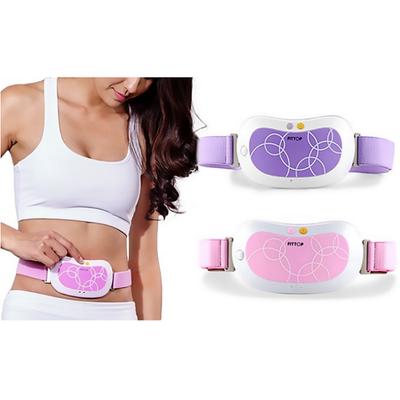 Cordless Rechargeable Relaxation And Menstrual Pain Relieving Massage Belt