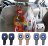 2-Pcs Car Seat Bag Hangers Hooks