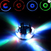 4 Modes 12 LED Solar Flash Tire Tyre Wheel Lights
