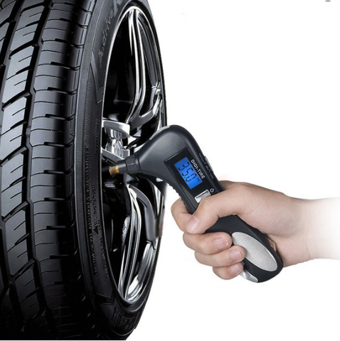 5 in 1 Digital Tire Pressure Gauge