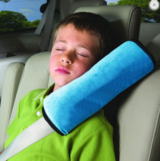 Children's Car Pillow Seat Belt Shoulder Protection Cushion