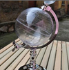 1L Globe Shaped Drinks Dispenser With Tap /  Whisky Decanter