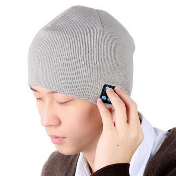 559171266e6 Bluetooth Beanie - Warm Hat with In-built Bluetooth Speakers and Mic