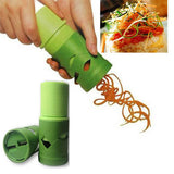 Magic Veggie Twister Swirl Tool