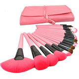 24 piece makeup brush kit