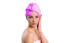 Towel Hair Drying Cap (3-pieces pack)