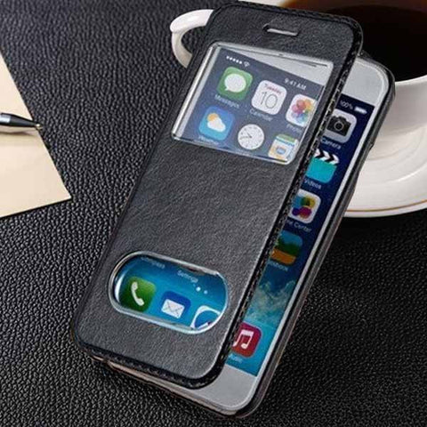 PU Leather Case for iPhone 6/ 6Plus