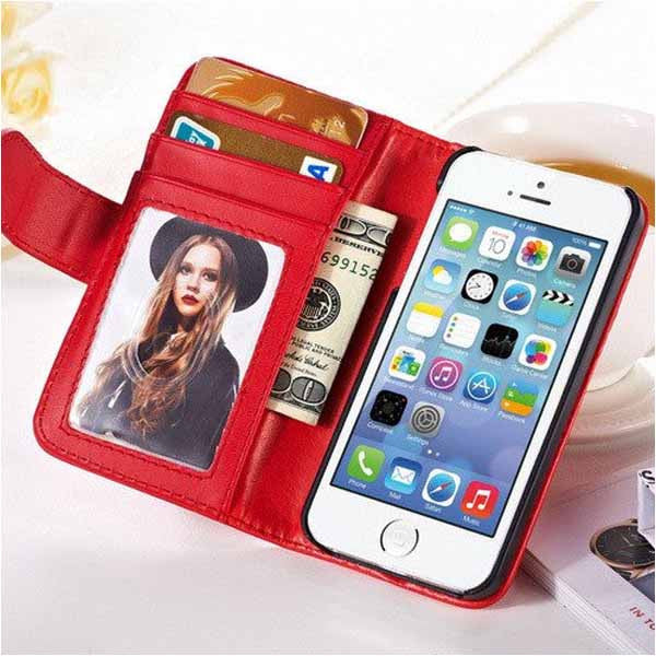 PU Leather Wallet Case for iPhone 6 / iPhone 6s