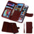 Magnetic Flip Detachable Wallet Leather Case for iPhone 6 or 6 Plus