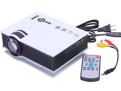 Hd mini projector portable and light weight usa only for Compact hd projector