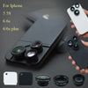 iPhone Case With built-in Lens Set