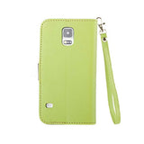Samsung Galaxy S5 i9600 Leaf Case