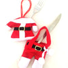 Santa-Suit Silverware-Holder Set (6-Piece)
