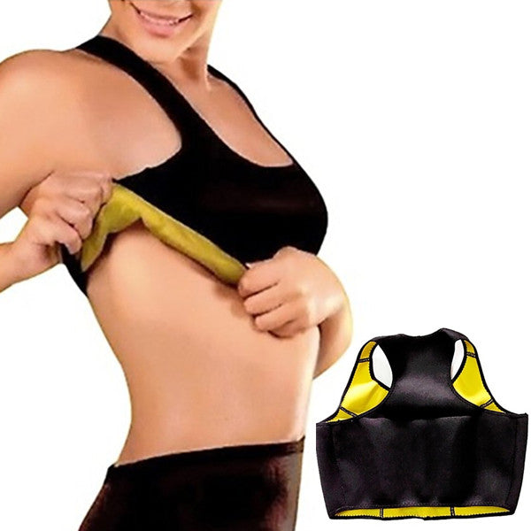 Saunafit Slimming Thermal Neoprene Sports Bra and Capri Pants