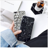 3D Crystalline Mirror Metal Case for iPhone 6