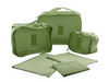 Packing Cube Travel Organizers (6-Piece)