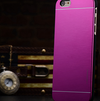 Luxury satin matt coating metal case for iPhone 6+