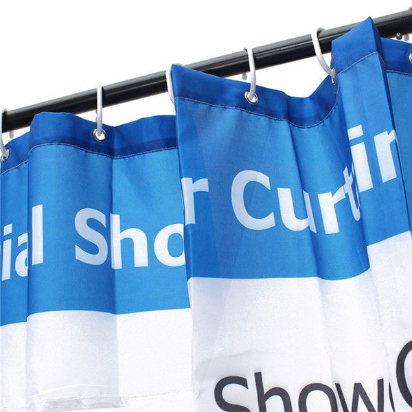 Social Shower Curtain (USA Only )