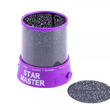 Star Master Star Pattern Projector Lamp